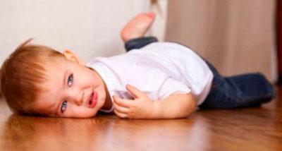 Травма головы у ребенка последствия